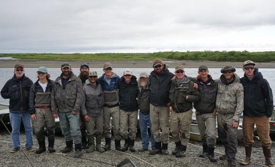 Alaska West staff 2017