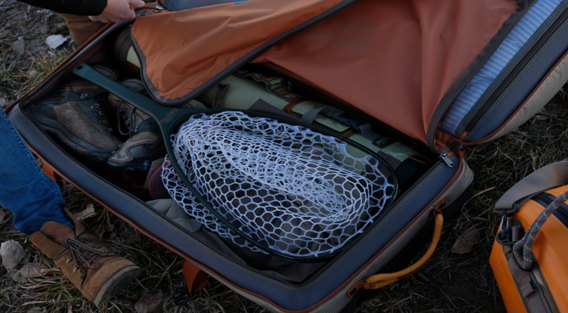 Packing Tips from Fishpond's Russell Miller