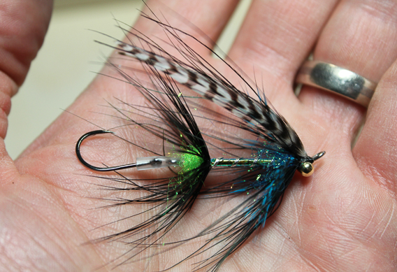 Steelhead Phantam step by step tying instructions