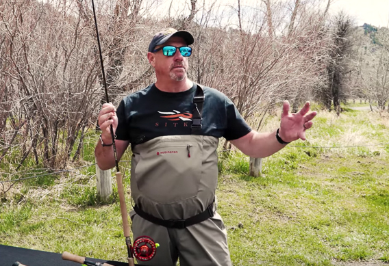 how to choose a spey rod for trout - video