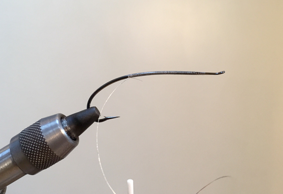 How to tie the lady caroline steelhead fly with modern materials