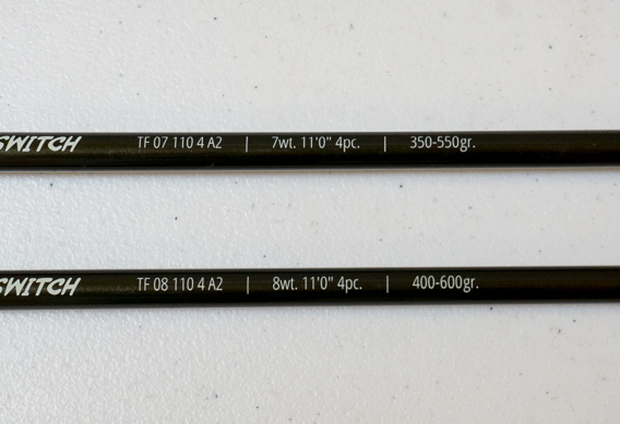 Tfo axiom II switch rod review1