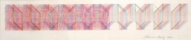 Channa Horwitz - Sonakinatography 1987