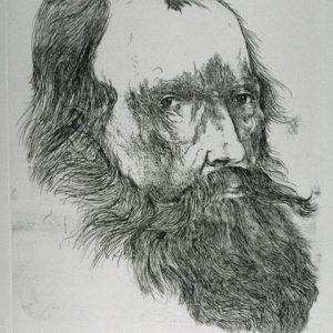 Leonard Baskin Goltzius image