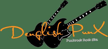 Logo Denglish PunX Punkrock Rock Ska