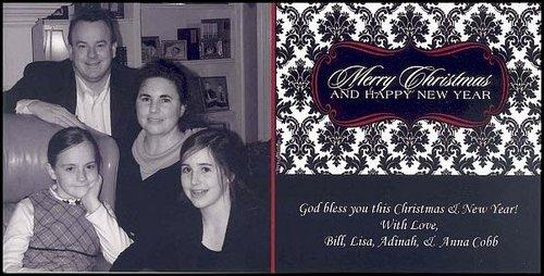 Cobb 2009 Merry Christmas Card