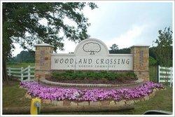 Woodlandcrossingsign