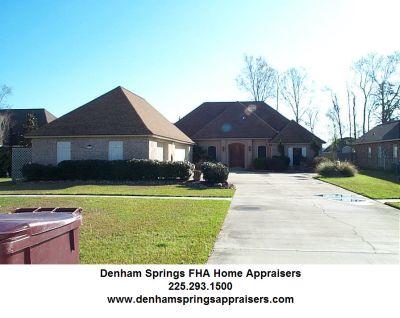 denham springs homes appraisers