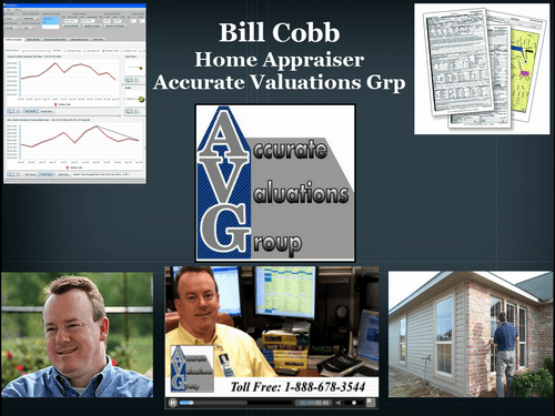 Denham Springs Accurate Valuations Group Home Appraiser