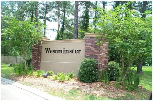 Westminster-Estates-Denham-Springs-Entrance-Sign