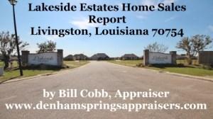 Lakeside Estates Livingston LA 70754