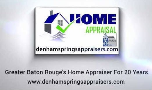 Home Appraisers In Denham Springs Walker Watson 225-293-1500