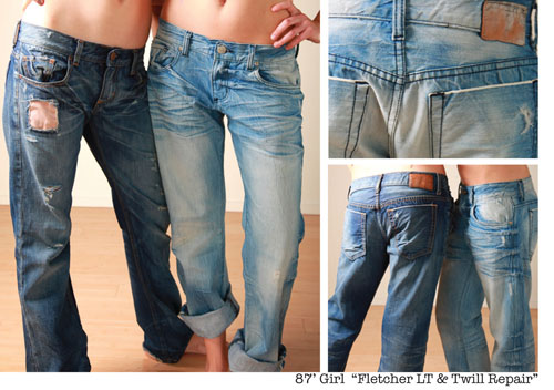 Hairstyles Jeans: New Styles By Chip And Pepper : Celebrities In Designer