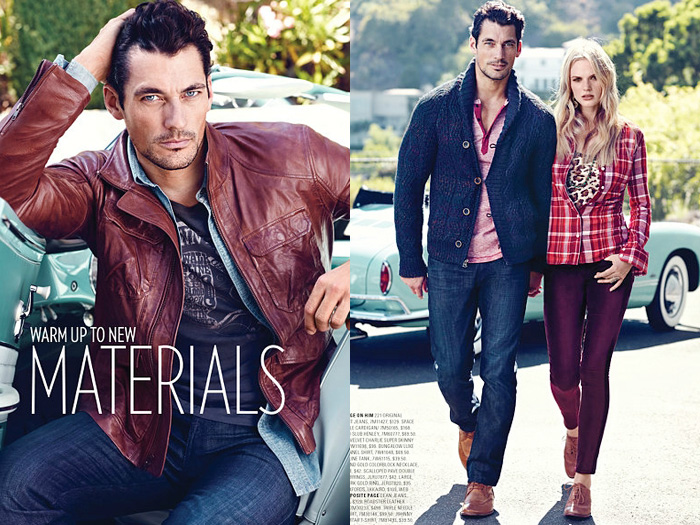 Lucky Brand 2012-2013 West Coast Winter Catalog: Designer Denim Jeans Fashion: Season Collections, Runways, Lookbooks, Linesheets & Ad Campaigns