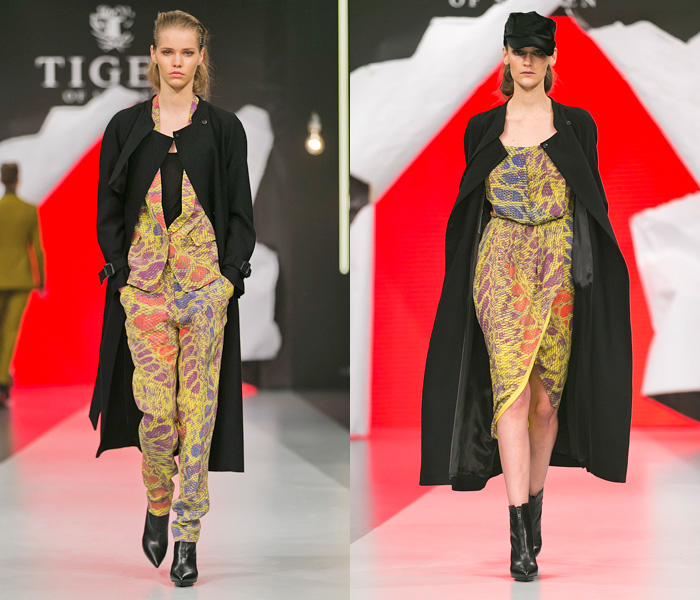 Tiger Of Sweden 2013 2014 Fall Winter Runway Collection