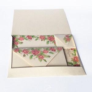 Mini kit presente no envelope