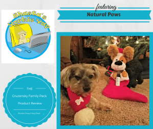 Gruzensky Pack Product Review-Natural Paws