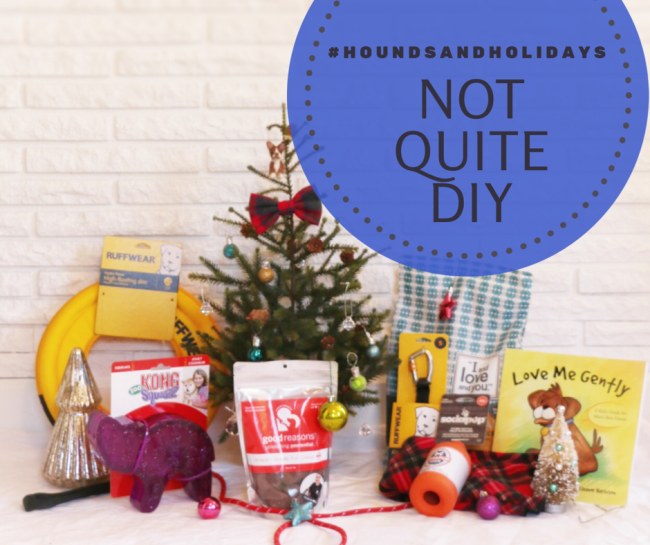 Holidays, Hounds and Hot Buys-Not Quite DIY