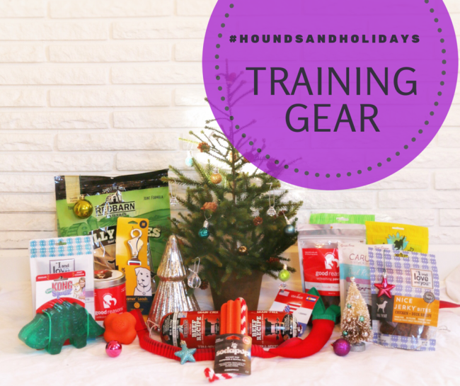 Holidays, Hounds and Hot Buys-Training Gear
