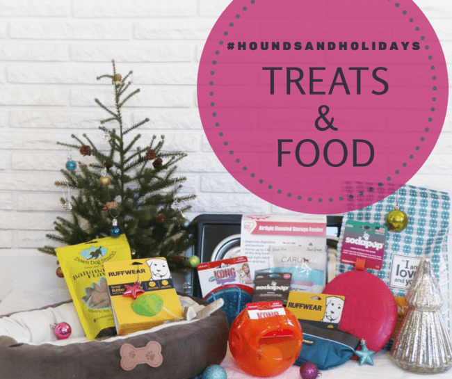 Holidays, Hounds and Hot Buys-Food and Treats