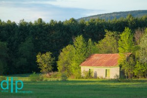 Spring Barn; Kingfield, Maine