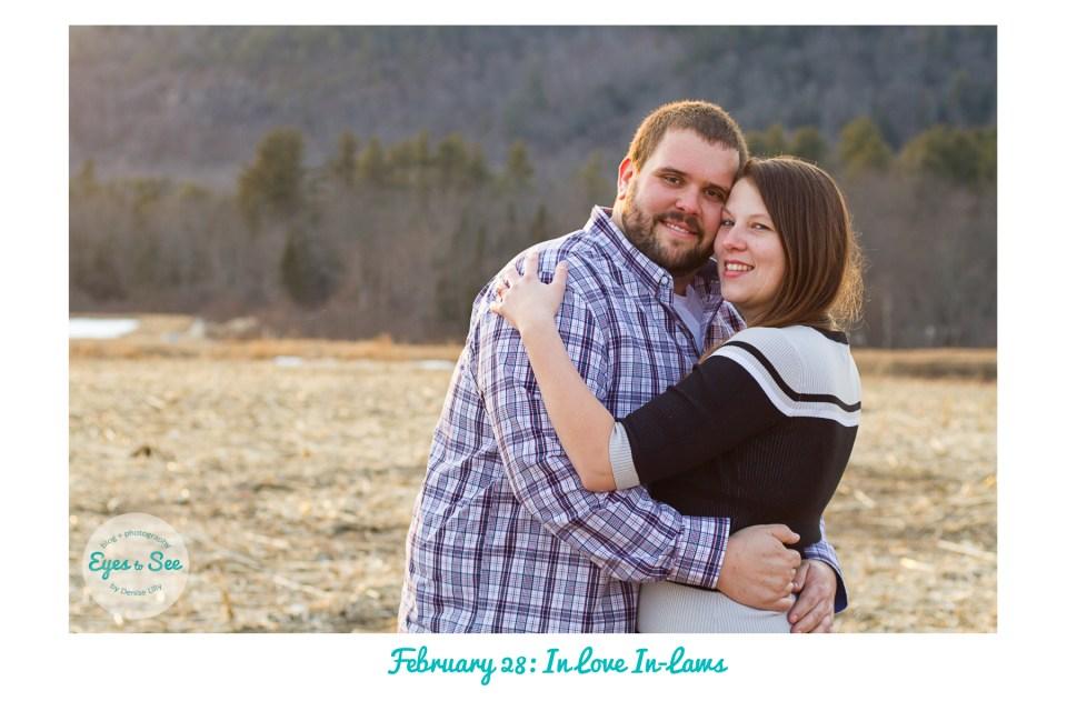 Feb 28 In Love In-Laws