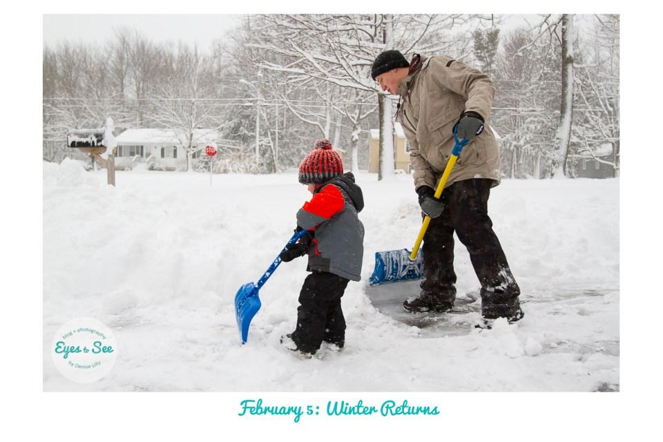 Feb 5 Winter Returns