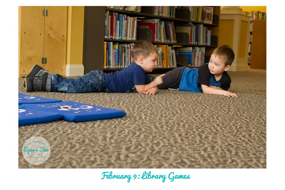 Library Games