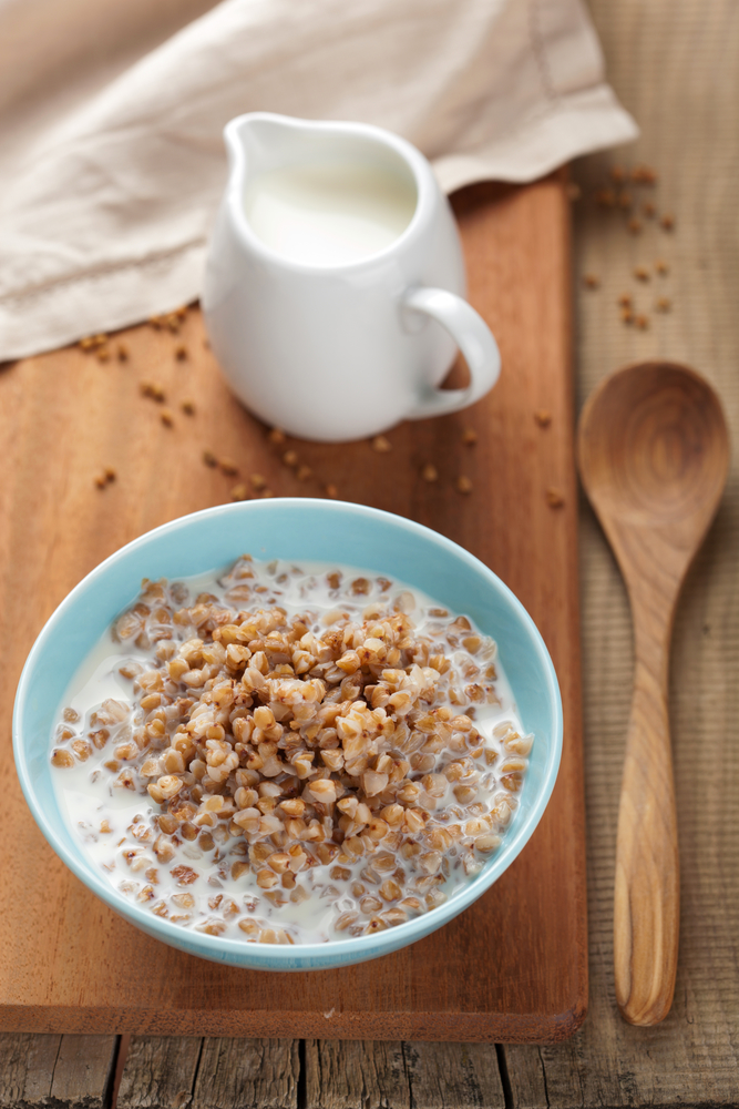 Gluten Free granola, real food breakfast