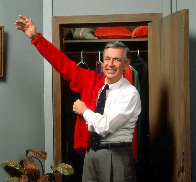 Mr. Rogers, parentin gtipd