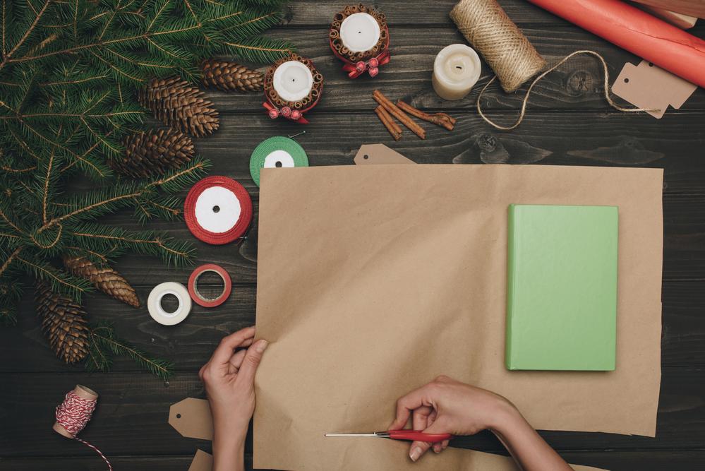 christmas ebook, healthy, holy