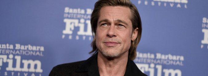 Brad Pitt: I cling to religion
