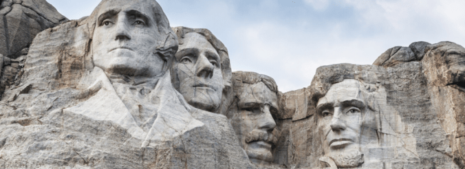 Surprising facts about Washington and Lincoln