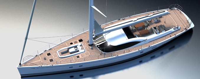 Oyster Sailing Yachts 100