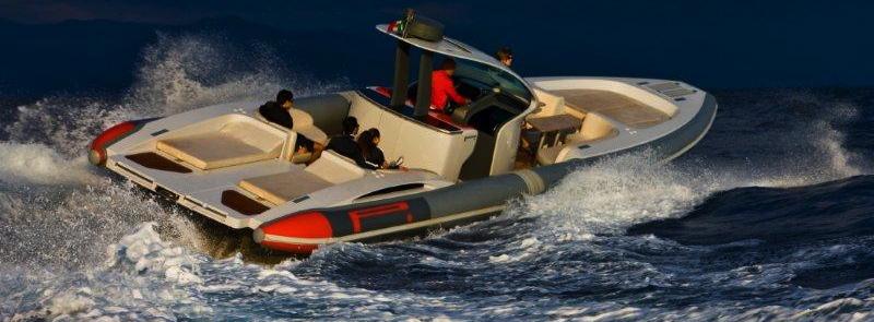 Pirelli Superyacht Tenders