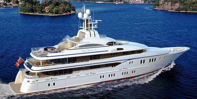 Lurssen Superyacht Charter