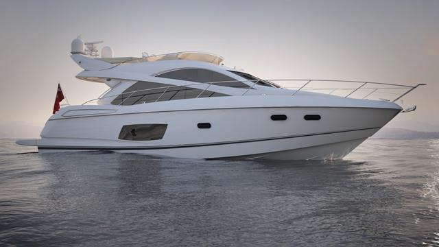 53' Sunseeker Manhattan Yacht For Sale