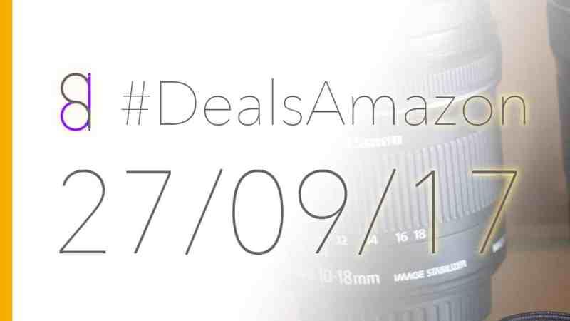 [Deals Amazon] photo et vidéo de la semaine du 27-09
