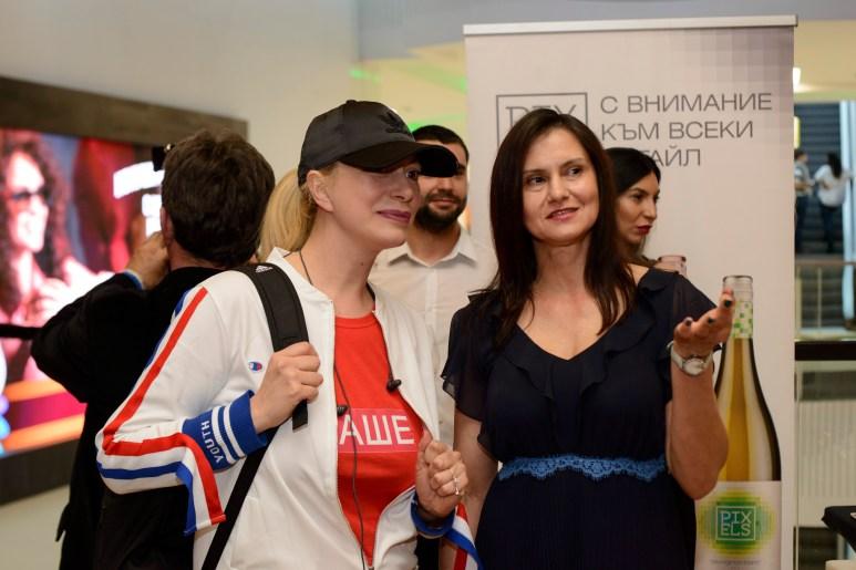 Ваня Щерева и Милена Модева
