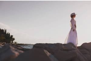 Poroka vintage wedding Izola and Portoroz marina