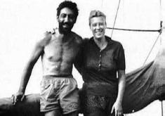 Sadun Boro ve Eşi