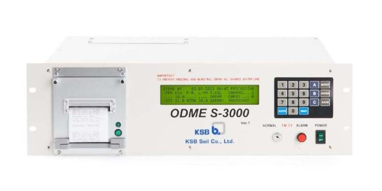 ODME Sistemi | Oil Discharge Monitoring System