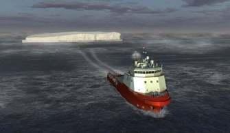 Arap Emirlikleri Buzdağı'nı Gemiler ile Çekip İçme Suyu Üretecek