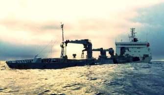 Batma Tehlikesi Geçiren Gemi 5 Gündür Başıboş Yüzüyor