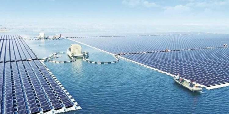 Deniz Üzerine Güneş Enerjisi Santrali