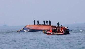 Güney Kore'de Deniz Kazası | 13 Denizci Hayatını Kaybetti