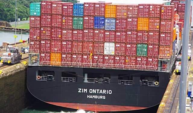 Panamax Ve New Panamax Gemiler