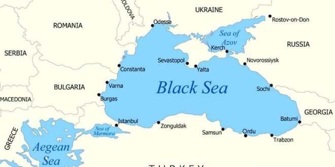 Akdeniz ve Karadeniz İsimleri Nereden Gelir?