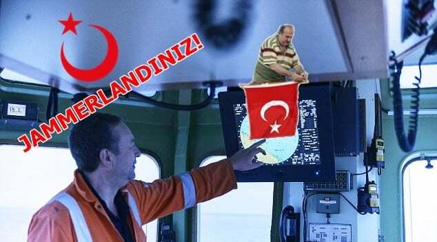 Türkiye GPS Jammer ile Yunan Araştırma Gemilerini Engelliyor Mu?