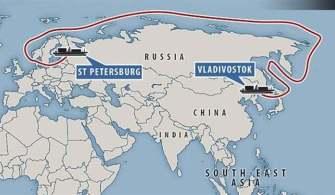 Venta Maersk Kutup Seyrini Tamamladı